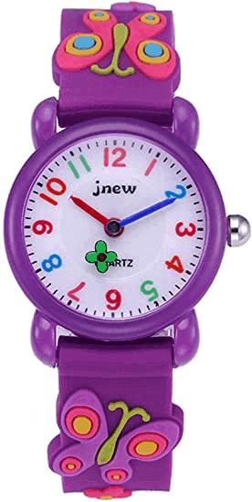 Kinder Analog Uhren für Mädchen