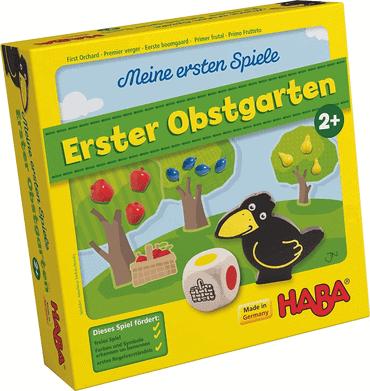 Brettspiele Kleinkinder - Obstgarten