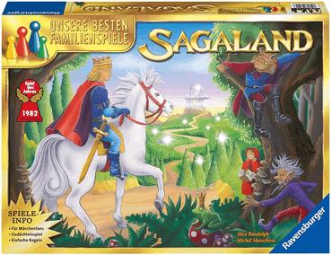 Die besten Kinderspiele - Sagaland