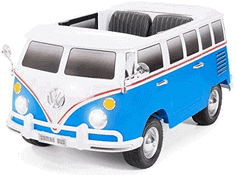 Kinder Elektroauto VW Bus Bulli T1