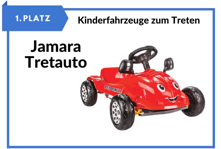Kinderfahrzeuge für drinnen zum Treten – Indoor