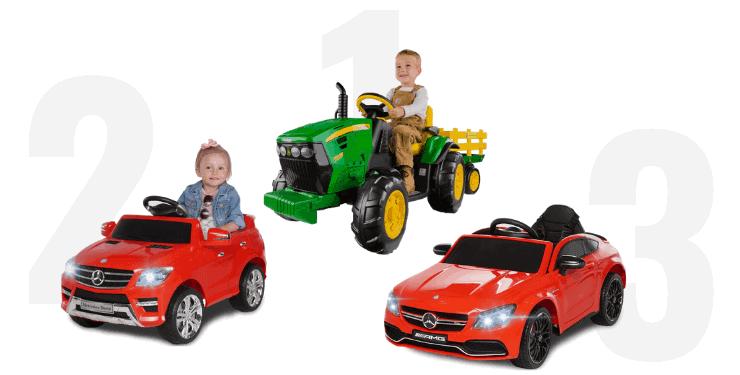 Kinderfahrzeuge zum selber fahren 2020 Die 9 besten Kinder-Elektroautos Ratgeber