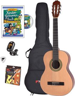 Kindergitarren-Set