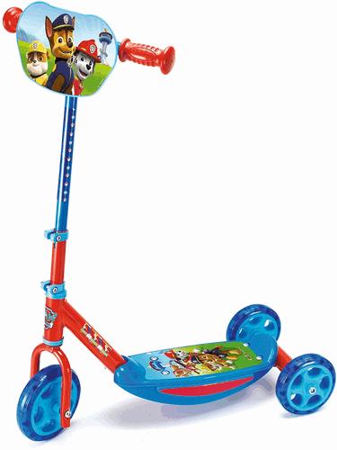Kinderroller 3 Räder Paw Patrol von Smoby