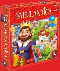 Kinderspiel des Jahres 2019 Nominierungen - Fabulantica