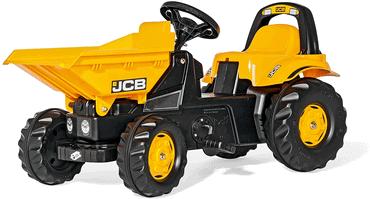 Kindertrettraktor mit Kipplader RollyKid Dumper JCB
