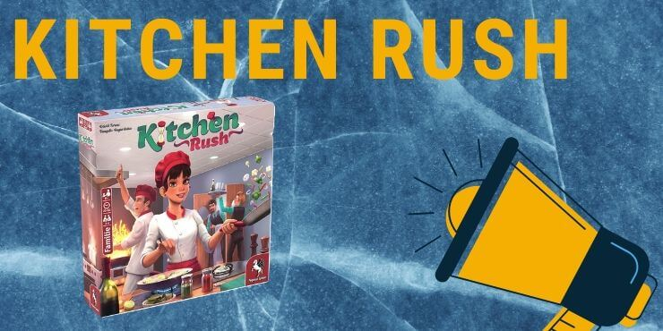 Kitchen Rush - Hiptoys
