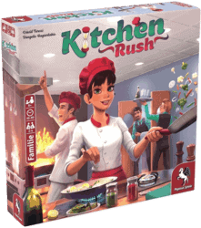 Kitchen-Rush - Hiptoys