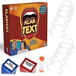 Klartext - lustiges Gesellschaftsspiel