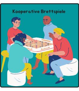 Kooperative Brettspiele