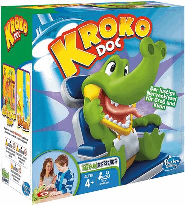 Kroko Doc Spiel