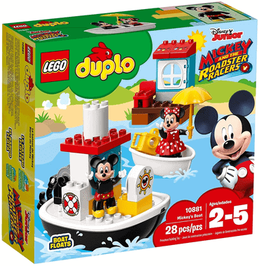 LEGO® DUPLO® Mickys Boot