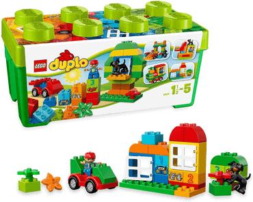LEGO 10572 DUPLO Große Steinebox
