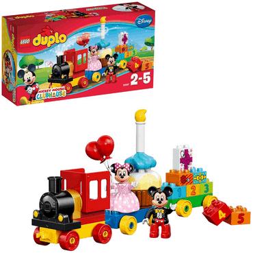 LEGO 10597 DUPLO Disney Mickey and Minnie Geburtstagsparade