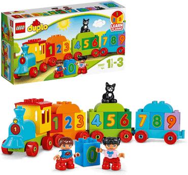 LEGO 10847 DUPLO Zahlenzug