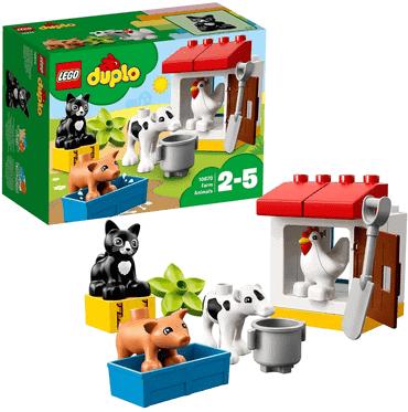 LEGO 10870 DUPLO Tiere auf dem Bauernhof