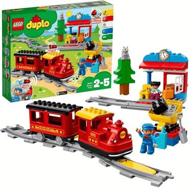 LEGO 10874 DUPLO Eisenbahn