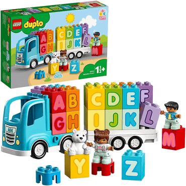 LEGO 10915 DUPLO Mein erster ABC-Lastwagen Set