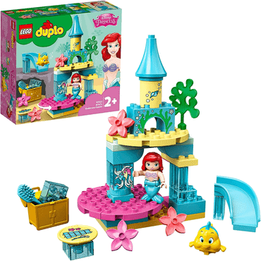 LEGO 10922 DUPLO Disney Princess Arielles Unterwasserschloss