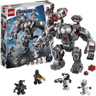 LEGO 76124 Marvel Super Heroes War Machine Buster