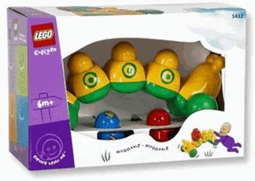 LEGO BABY 5432 - Raupe Löwenzahn