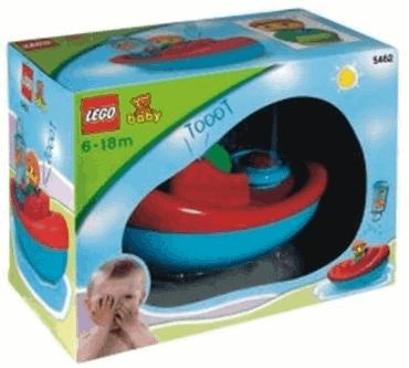 LEGO BABY 5462 - Boot zum Baden