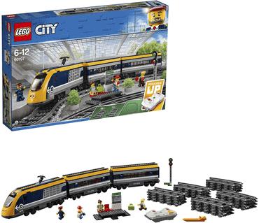 LEGO City Spielzeugeisenbahn