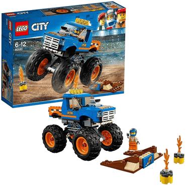 LEGO City - Starke Fahrzeuge Monster-Truck