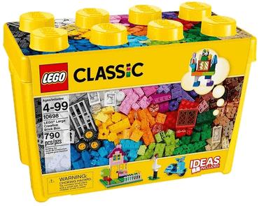 LEGO Classic - Große kreative Bausteine-Box