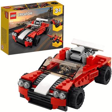LEGO Creator 3-in-1 Sportwagen