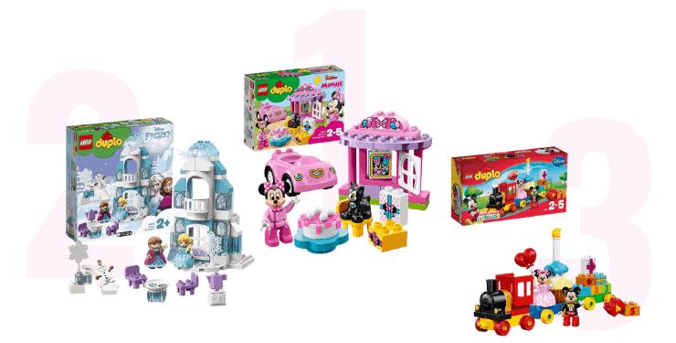 LEGO DUPLO Mädchen ab 2-3 Jahre im Vergleich