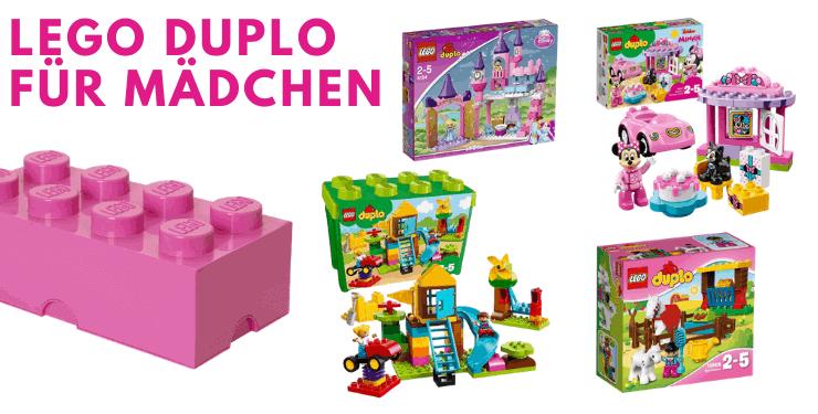 LEGO DUPLO für Mädchen Steinebox - Sets & Figuren