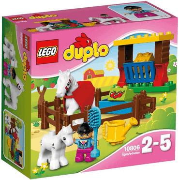 LEGO Duplo 10500 - Pferde