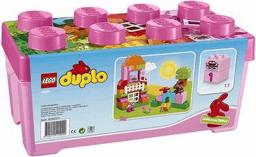LEGO Duplo 10571 - Große Steinebox Mädchen