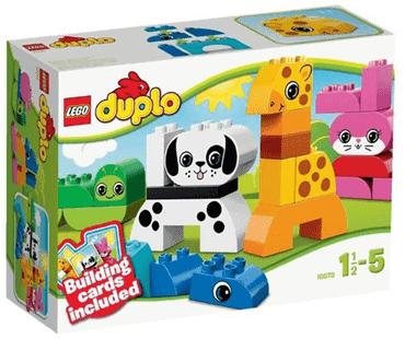 LEGO Duplo 10573 - Lustige Tiere