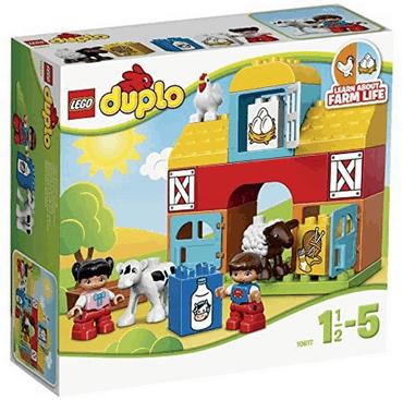 LEGO Duplo 10617 - Mein erster Bauernhof