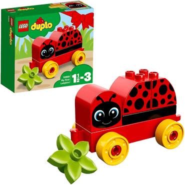 LEGO Duplo 10859 - Mein erster Marienkäfer