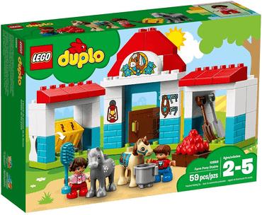 LEGO Duplo 10868 - Pferdestall