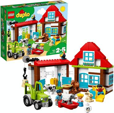 LEGO Duplo 10869 - Ausflug auf den Bauernhof