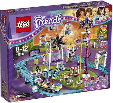 LEGO Friends - Großer Freizeitpark, Spielzeug für Mädchen