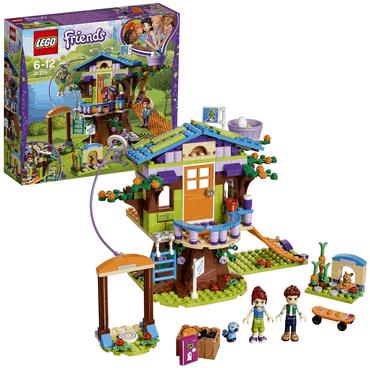 LEGO Friends - Mias Baumhaus, Konstruktionsspielzeug