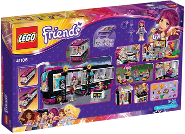 LEGO Friends - Popstar Tourbus