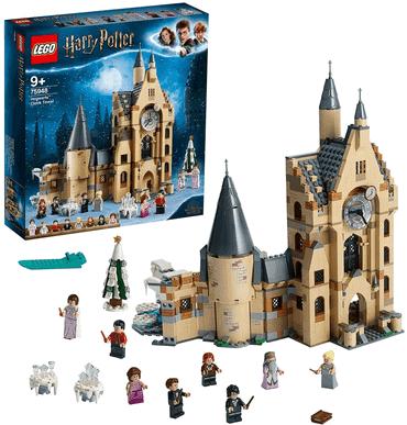 LEGO Harry Potter und der Feuerkelch – Hogwarts Uhrenturm Bauset
