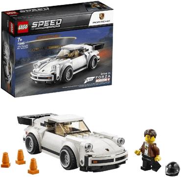LEGO Speed Champions – 1974 Porsche 911 Turbo 3.0 (75895), Bauset