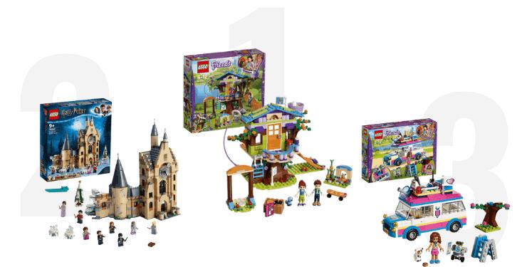 LEGO für 10-jährige Mädchen Die 9 besten LEGO Bausätze [Ratgeber]
