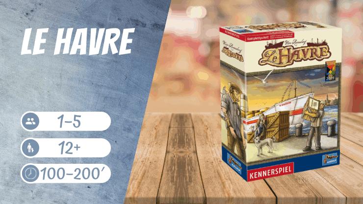 Le Havre Brettspiel