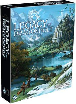 Legacy of Dragonholt Spiel