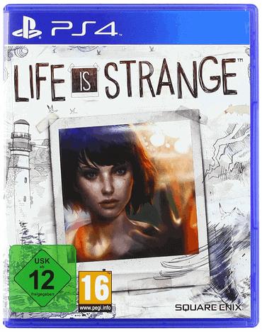 Life is Strange - PlayStation 4 Spiele für 12-jährige
