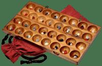 Holzspiele für Erwachsene - Logoplay Holzspiele - Kalaha