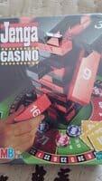 MB - Milton Bradley - Jenga Casino